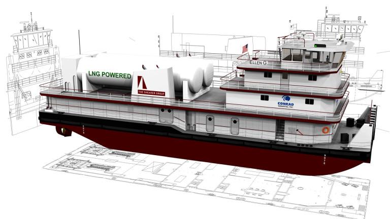 lng towboat